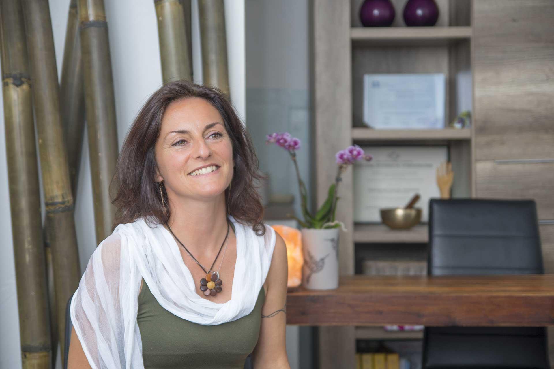 Nathalie Moyne Sophrologue Antibes